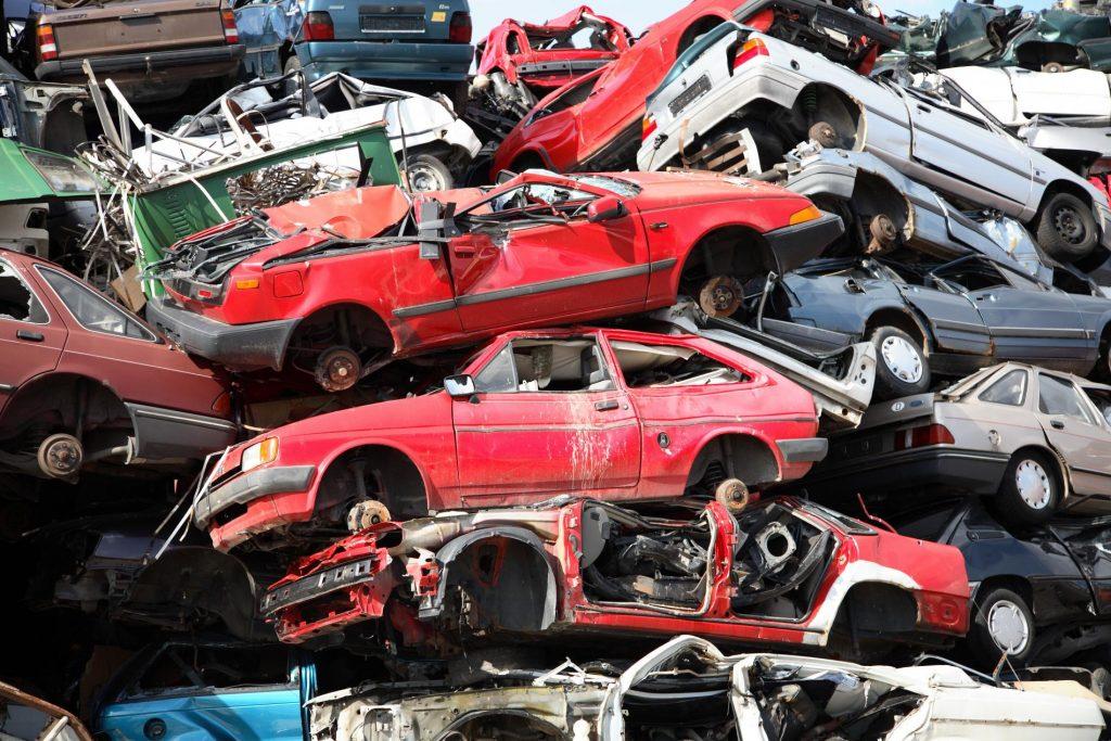 קונה מכוניות לפירוק